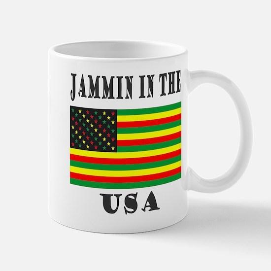 'Jammin in the USA' Mug