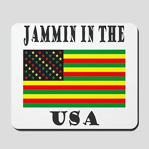 'Jammin in the USA' Mousepad