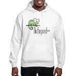Notepad++ Hooded Sweatshirt