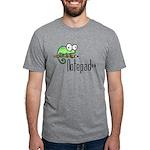 Notepad++ Mens Tri-blend T-Shirt