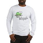 Notepad++ Long Sleeve T-Shirt