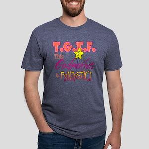 Fantastic Godmother Mens Tri-blend T-Shirt