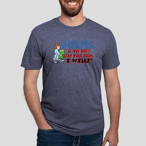 cleanroom Mens Tri-blend T-Shirt