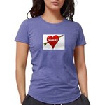 mommy Womens Tri-blend T-Shirt