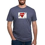 mommy Mens Tri-blend T-Shirt