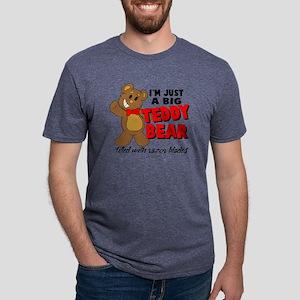 teddyb Mens Tri-blend T-Shirt