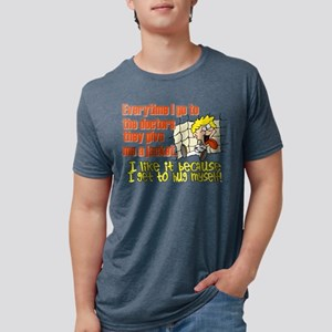 hugmyself Mens Tri-blend T-Shirt