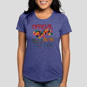 Jelly Bean Tester Womens Tri-blend T-Shirt