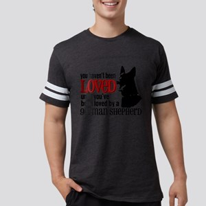 GSD Love Mens Football Shirt