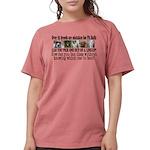 banlineup Womens Comfort Colors® Shirt