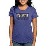 banlineup Womens Tri-blend T-Shirt