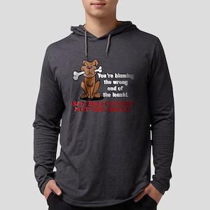 badowners Mens Hooded Shirt