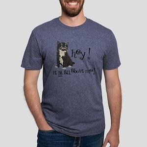 aboutmeW Mens Tri-blend T-Shirt