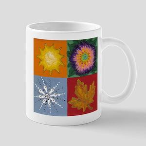 Four Seasons - Mug