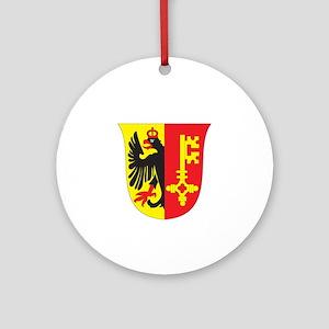 GENEVA Ornament (Round)
