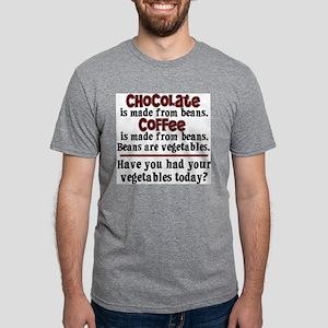 chocolatecoffee Mens Tri-blend T-Shirt