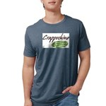 Crappochino Mens Tri-blend T-Shirt