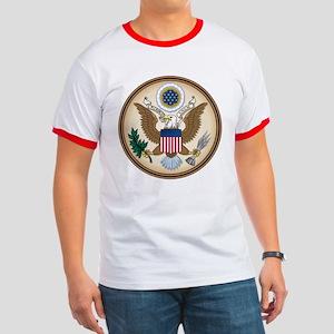 Presidents Seal Ringer T