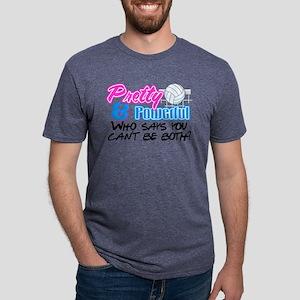 prettypowerful Mens Tri-blend T-Shirt
