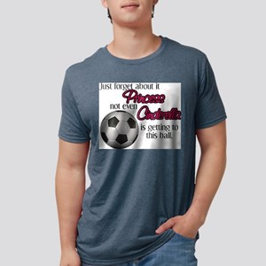 princesssoccer Mens Tri-blend T-Shirt