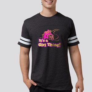 4x4 Girl Thing Mens Football Shirt