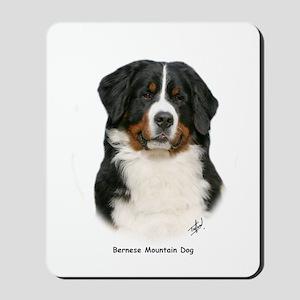 Bernese Mountain Dog 9Y348D-094 Mousepad