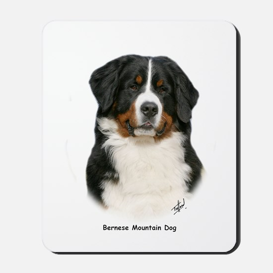 Bernese Mountain Dog 9Y348D-094 Mousepad
