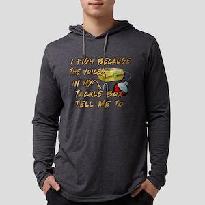 tacklebox Mens Hooded Shirt