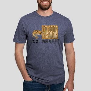 problem with that Mens Tri-blend T-Shirt