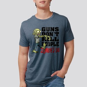 KILL PEOPLE2 Mens Tri-blend T-Shirt