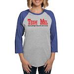 Team Mel Womens Baseball Tee