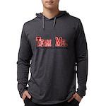 Team Mel Mens Hooded Shirt
