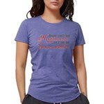 Snowmobiling Womens Tri-blend T-Shirt