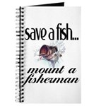 Save a Fish Journal
