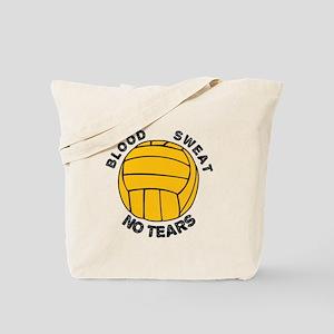 blood sweat & no tears Tote Bag