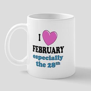 PH 2/28 Mug