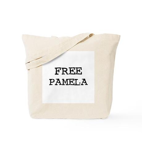 Free Pamela Tote Bag