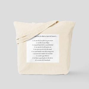Saving the Planet! Tote Bag