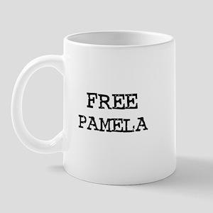 Free Pamela Mug