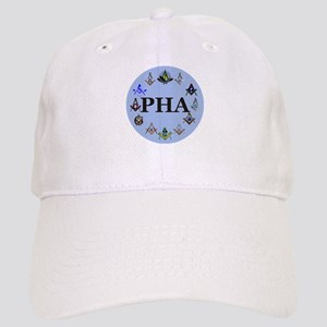 PHA Square and Compass Cap