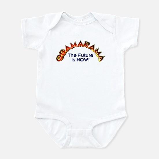 OBAMARAMA Infant Bodysuit