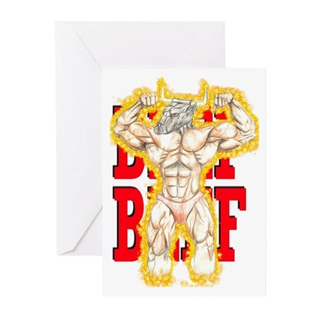 BEEF Greeting Cards (Pk of 20)