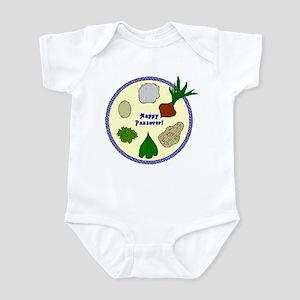 Seder Plate Infant Bodysuit
