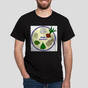 Seder Plate Dark T-Shirt