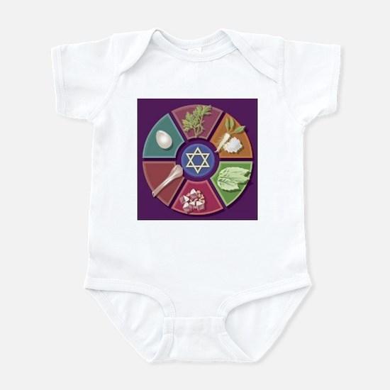 Seder Plate Other Infant Bodysuit