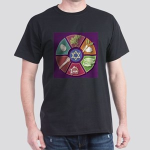 Seder Plate Other Dark T-Shirt