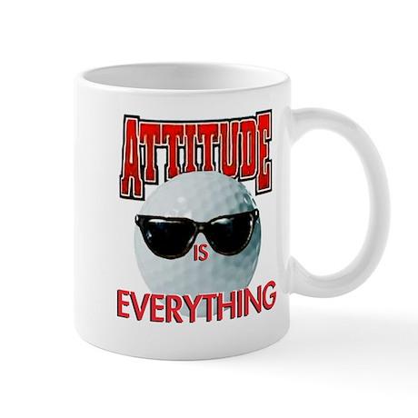 Attitude is Everything - Golf Mug