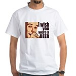 Beer t-shirts White T-Shirt