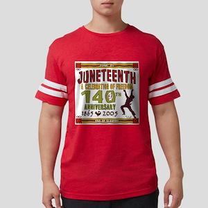 Juneteenth - 140th Ash Grey T-Shirt