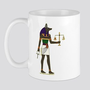 Cool Anubis Picture Mug